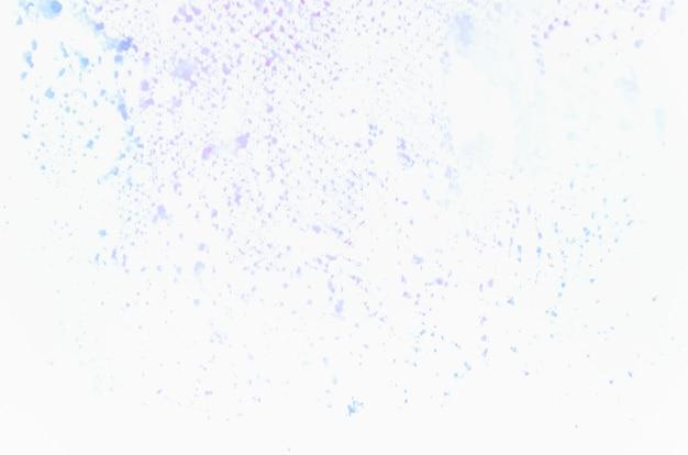 Blauwe en paarse aquarel splash achtergrond