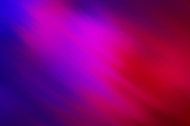 Blauwe en rode achtergrond met kleurovergang