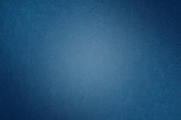 Blauwe gladde geweven papier achtergrond