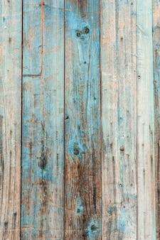 Blauwe houten textuur