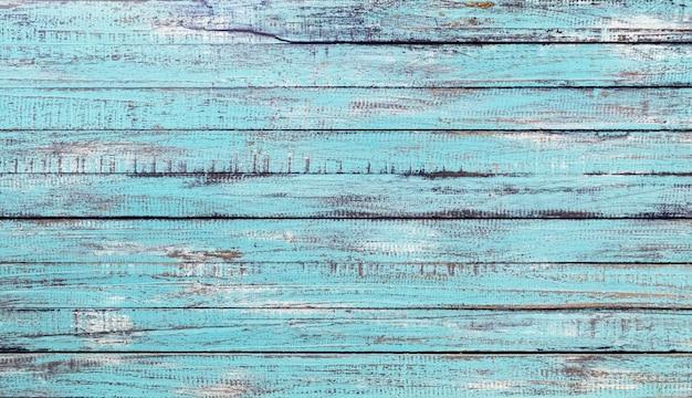 Blauwe houten textuurachtergrond die uit natuurlijke boom komt. oude houten panelen die lege en mooie patronen zijn.