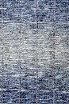 Blauwe jeans textuur achtergrond