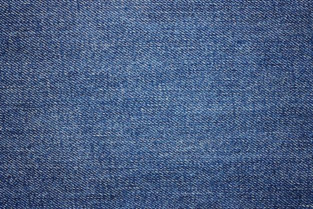 Blauwe jeansstof Premium Foto