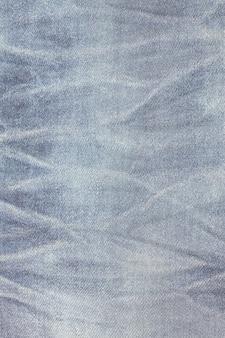 Blauwe jeanstextuur