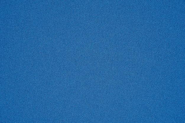 Blauwe kleding stof structuurpatroon