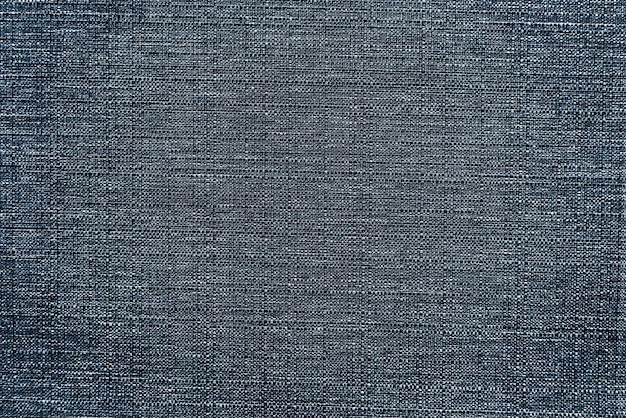 Blauwe kleed stof getextureerde achtergrond