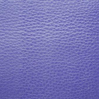Blauwe lederen textuur