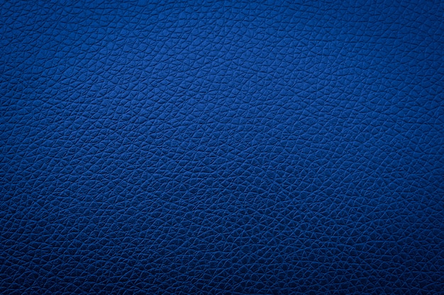 Blauwe leertextuur voor achtergrond, samenvatting van bank