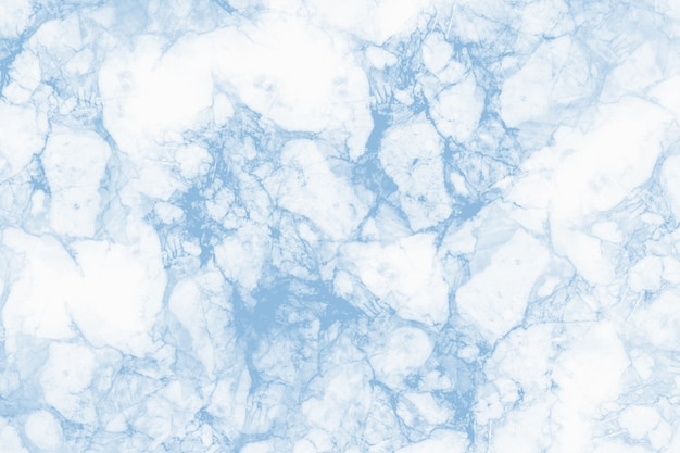 Blauwe marmeren textuur en achtergrond voor ontwerp.
