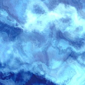 Blauwe marmeren textuur