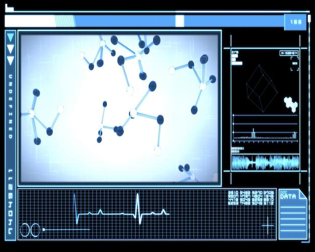 Blauwe molecuultechnologie