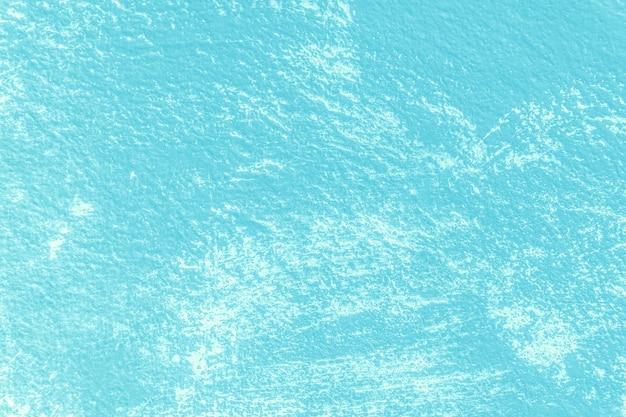 Blauwe muur textuur achtergrond met krassen.