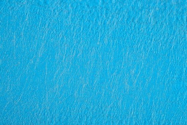 Blauwe niet-geweven stof achtergrond