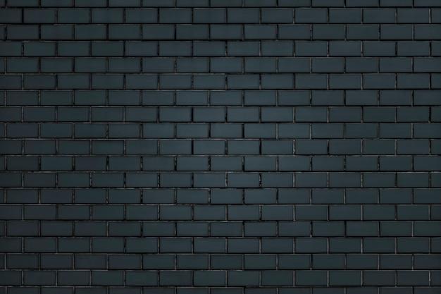 Blauwe paarse bakstenen muur getextureerde achtergrond