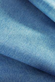 Blauwe spijkerbroek als achtergrondstructuur