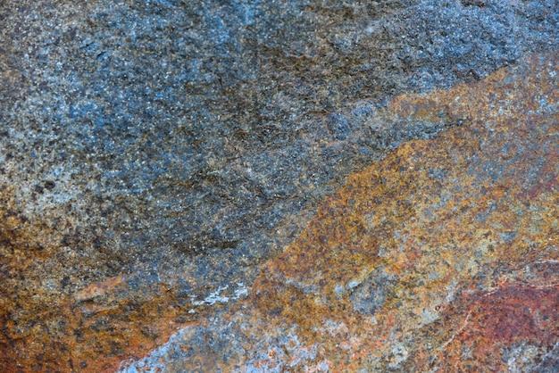 Blauwe steentextuur en achtergrond