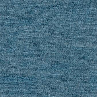 Blauwe stof naadloze textuur achtergrondpatroon