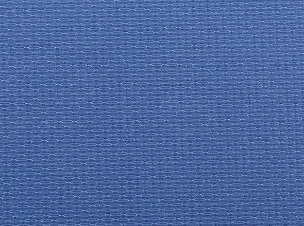 Blauwe stof textuur