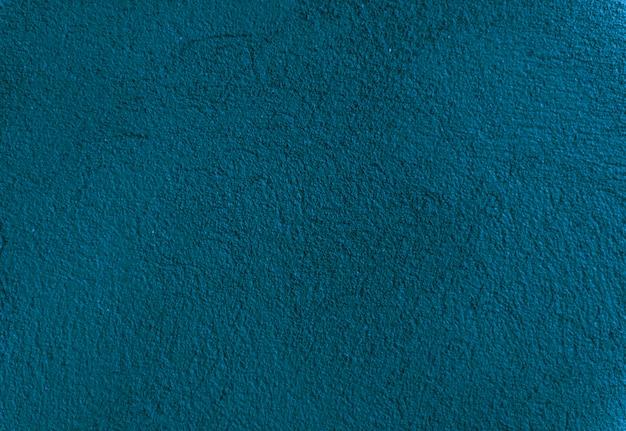 Blauwe verf muur achtergrond textuur