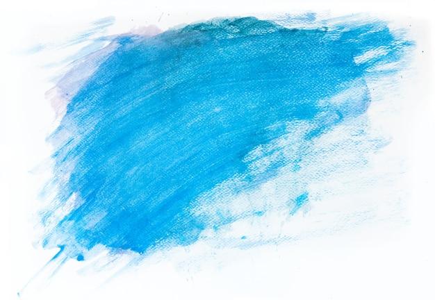 Blauwe vlek