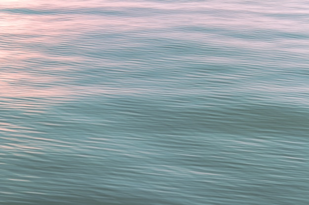 Blauwe zee golven oppervlak abstracte achtergrond