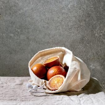Bloed siciliaanse sinaasappels