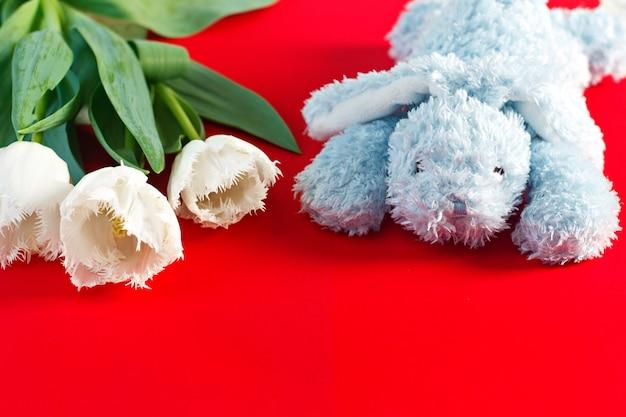 Bloemen 8 maart. vrouwendag. felicitatie