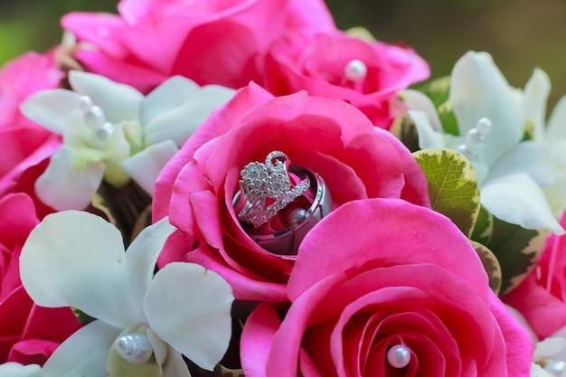 Bloemen bruid bloem achtergrond vrouw bruiloft, mode,