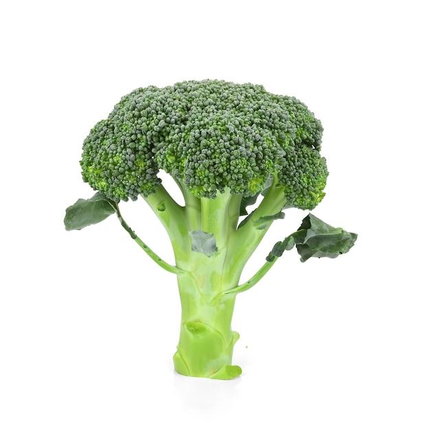 Blokkeer de gezonde verse groente van kerry uit geïsoleerde aard