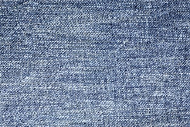 Blue denim jeans textuur achtergrond.
