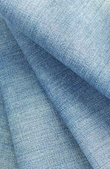 Blue jeans denim stof materiaal
