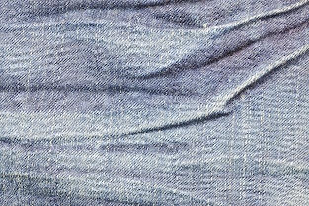 Blue jeans textuur achtergrond