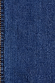 Blue jeans textuur als