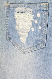 Blue jeans textuur