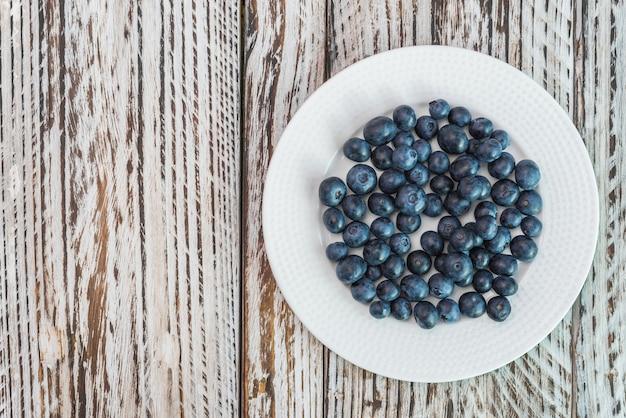 Blueberry gerecht