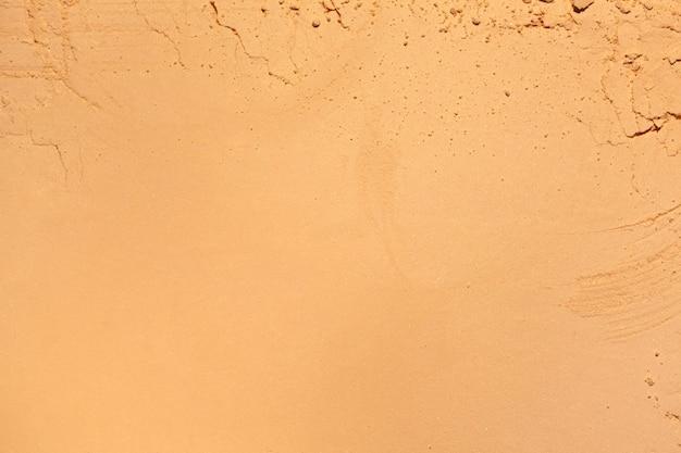 Blush compact poeder vlekken achtergrond