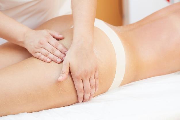 Body scrub behandelingen