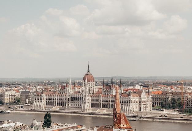 Boedapest stadsgezicht
