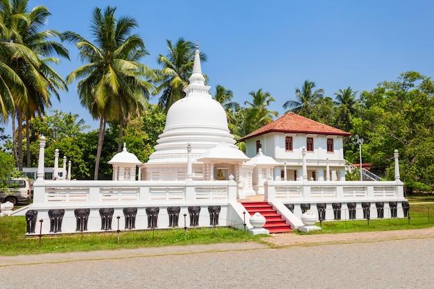 Boeddhistische tempel in negombo