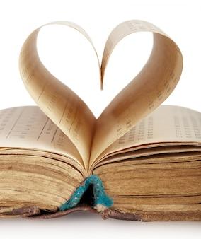 Boek hart