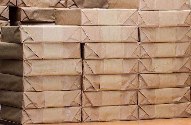 Boeken inpakken voor verzending