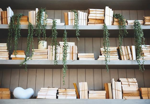 Boeken op een plank