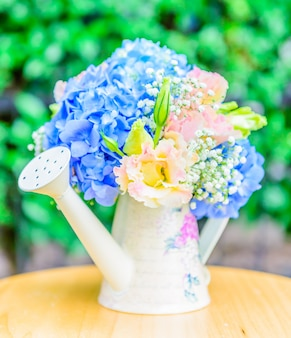 Boeket bloem hortensia