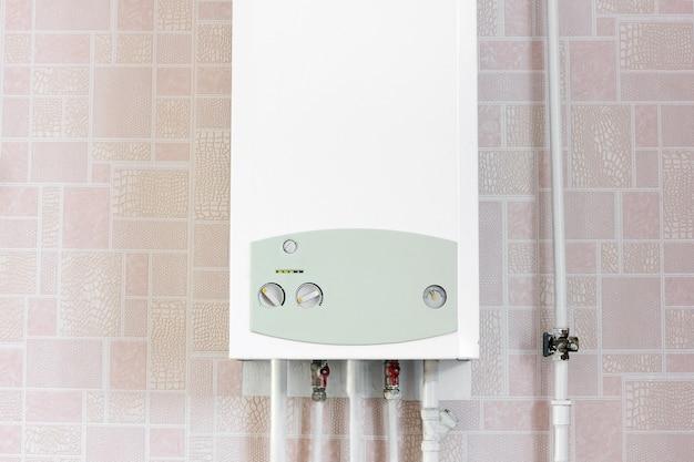 Boiler in huis