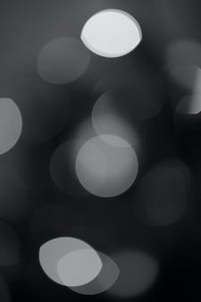 Bokeh lichten. mooie kerst achtergrond.