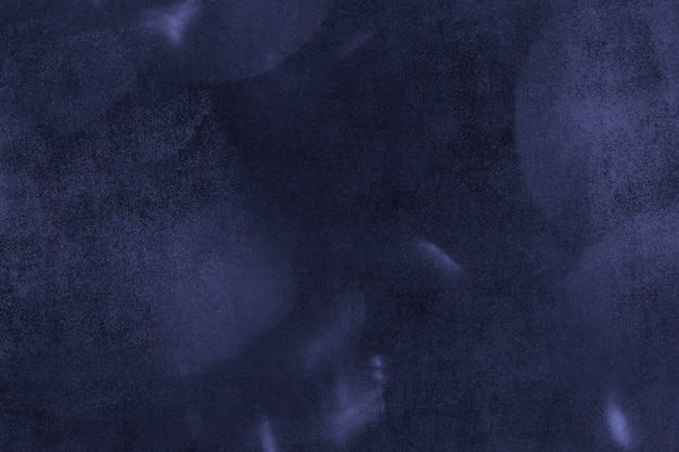 Bokeh lichten op blauwe achtergrond
