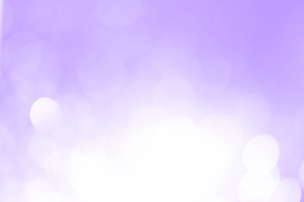 Bokeh pastel paarse achtergrond