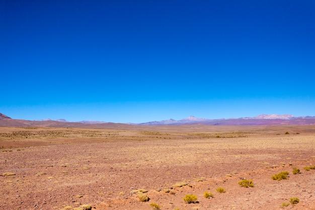 Boliviaans bergenlandschap