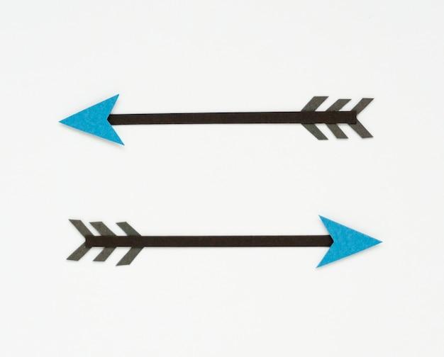 Boog boogschieten pictogram symbool illustratie