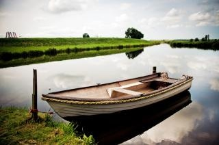 Boot roeien
